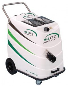 Advance 135 Professional Carpet Cleaning Machine