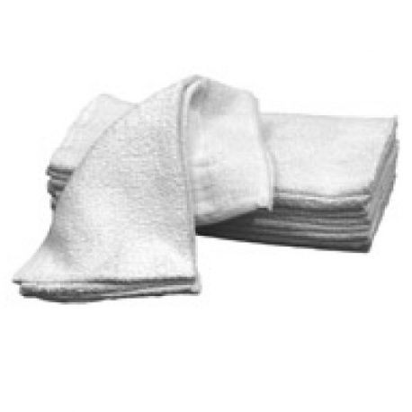 White Terry Towels from www.alltec.co.uk